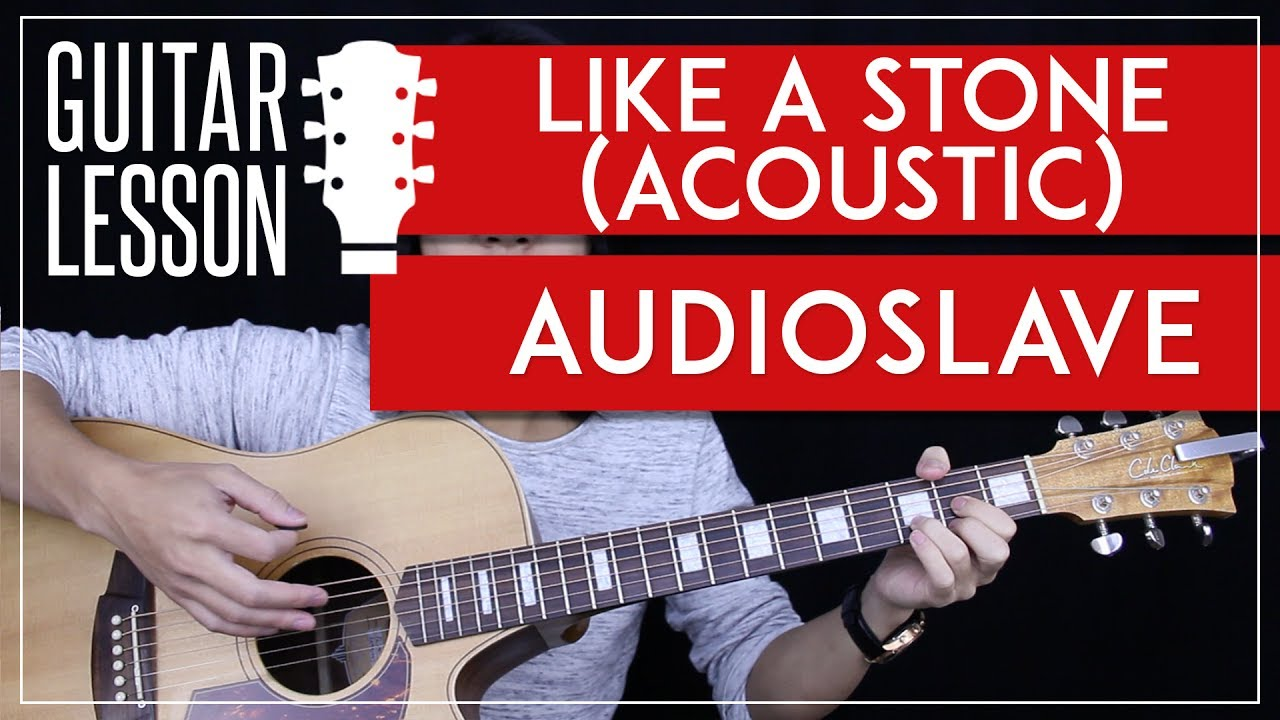like a stone guitar tutorial acoustic audioslave chris cornell guitar lesson easy no capo. Black Bedroom Furniture Sets. Home Design Ideas