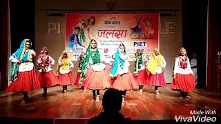 Haryanvi  folk dance कमाल कर दिया इन लड़कियों  ने