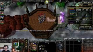 Warcraft 3: HellHalt TD #46 - Mix of Games