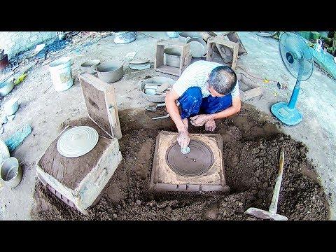 Đúc Nồi Nhôm Từ Lon Bia Thủ Công | Casting Aluminum Pot With Handmade