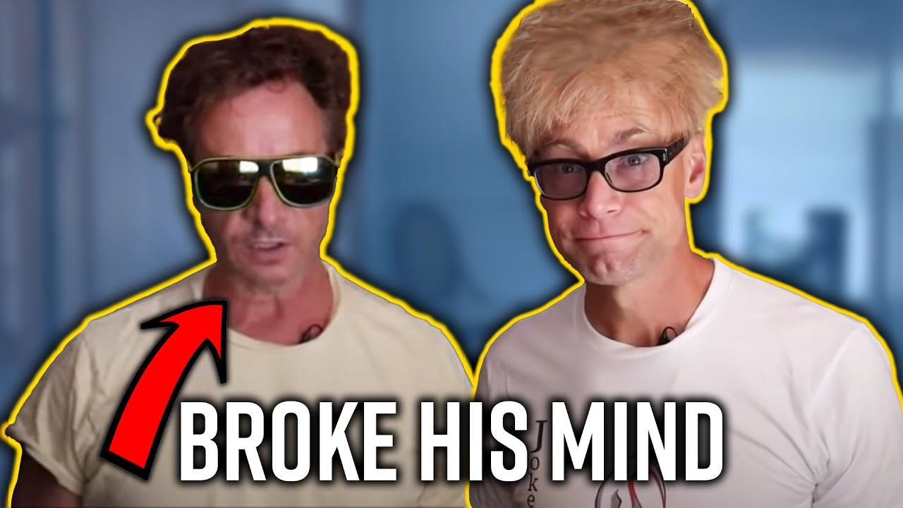 CRAZY Magic and Illusions with PAULY SHORE (INSANE!!) 2020