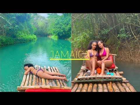 Girls Trip To Jamaica 2020 | Montego Bay, Negril, Rick's Cafe, 7 Mile Beach | Part 1 Vlog