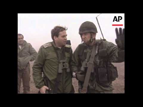 GOLAN HEIGHTS: ISRAELI MILITARY EXERCISES HEIGHTEN TENSIONS WITH SYRIA