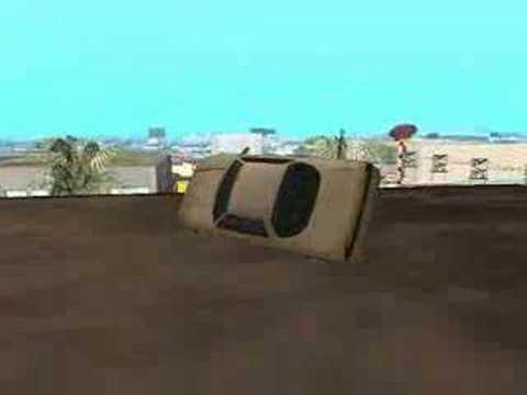 The Best ( GTA SA) [ ZeroCool Stunt Show 3. ]