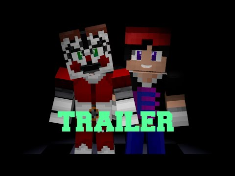 Minecraft Pe Fnaf Sister location Texture Pack Trailer!