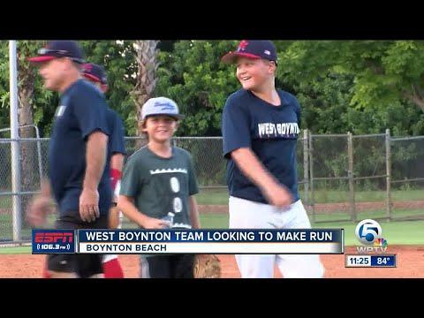 West Boynton Little League Looking To Make Run