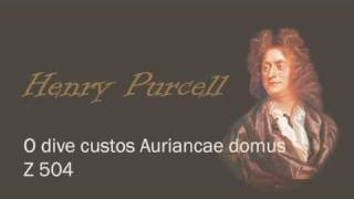 Purcell Z.504 O dive custos Auriancae domus .wmv