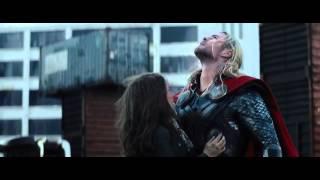 Смотреть «Тор 2  Царство тьмы» 2013 онлайн первый русский Трейлер фильма Локи вернулся)