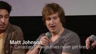 MATT JOHNSON Canadian TV executives never get fired | Canada