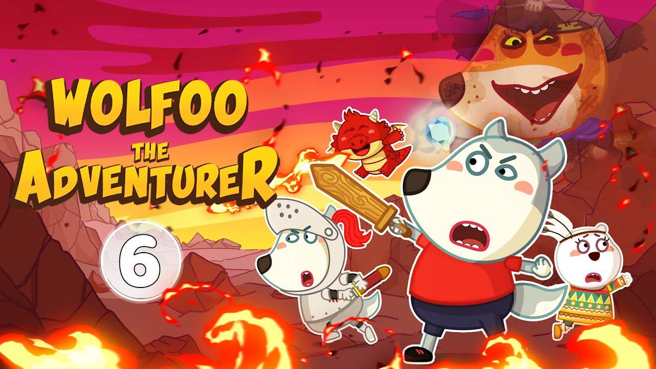 Wolf Family NEW! 💥 Wolfoo the Adventurer - Episode 6 💥 Wolfoo Series Kids Cartoon