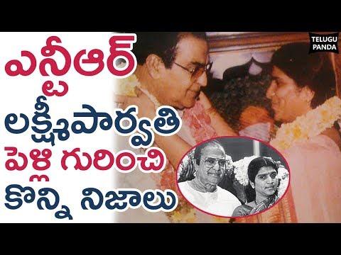 Lakshmi Parvathi Reveals Reason Behind NTR Marrying Her | Lakshmi Parvathi Interview | Telugu Panda