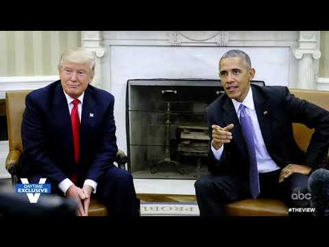 """Michael Cohen Claims Trump's Hatred for Obama is """"Purely Racial"""" 