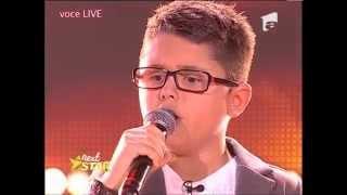 "Alex Pirvu - Queen - ""The Show Must Go On"" - Next Star"