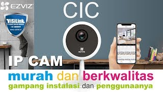Ezviz IP Camera C1C 720P