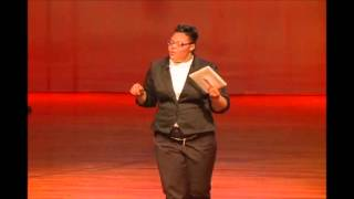Gang Violence - Not just Chicago: Briana Seals at TEDxCarverMilitaryAcademy