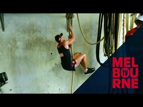 Inside Melbourne: Gym