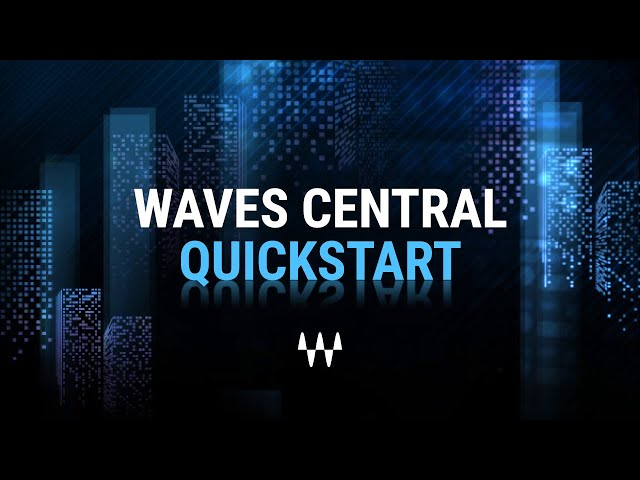 Waves Announce V11 Of Their Plugins With Support For macOS
