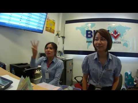 แลกเงินเวียดนาม ที่สนามบินฮานอย (noi bai)