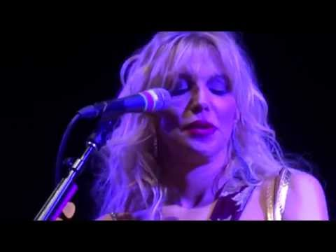 "Courtney Love ""Celebrity Skin"" Hollywood Bowl, LA, CA 5/18/15"