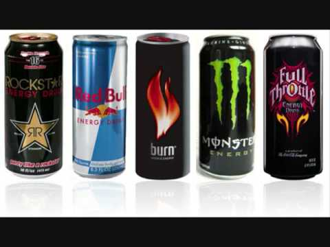 i'm addicted to energy drinks