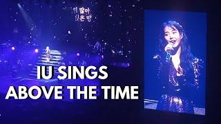 Download lagu IU ABOVE THE TIME LIVE PERFORMANCE | IU IN MANILA