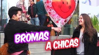 Ilusionando Chicas | Bromas de Risa | Bromas pesadas en la Calle | SKabeche