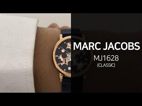 마크제이콥스 MJ1628 가죽시계 리뷰 영상 - 타임메카