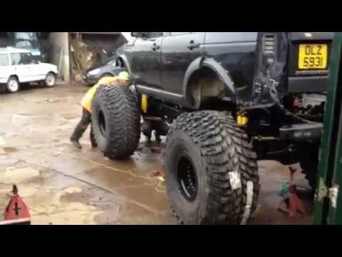 Landrover Discovery 3 Monster Truck Youtube