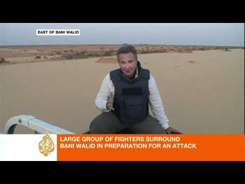 Al Jazeera's Andrew Simmons reports from outside Bani Walid