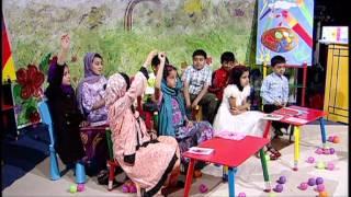 Kids Time: Programme 10 (Urdu & English)
