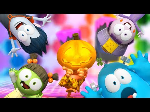 Halloween Cartoon   Spookiz   Monster Cartoon   스푸키즈
