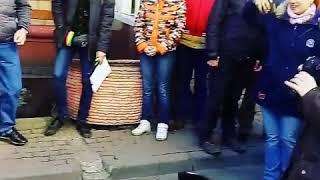 Съемки проекта личные счеты актер Александр Никитин 9апреля 2018год