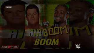 WWE: Boom (Air Boom - Kofi Kingston & Evan Bourne) by Jim Johnston - DL