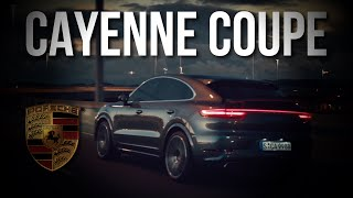 Порше Кайен Купе Обзор   Cayenne Coupe 2019