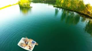 Озеро Голубое Карьер - Blue Lake Quarry Demo(, 2015-08-27T13:37:35.000Z)