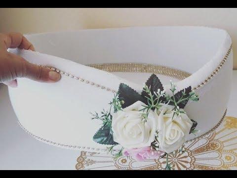 Свадебная корзина своими руками ✔ Marine DIY Guloyan✔