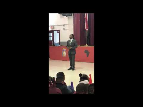 Simon Elementary School Black History Ceremony