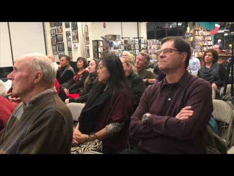 """Mark Shaw's """"The Reporter Who Knew Too Much"""" Booksigning Presentation"""