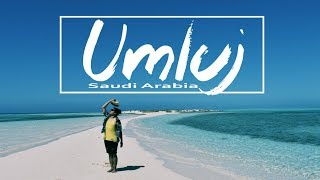 Maldives of Saudi Arabia // Umluj Sandbar // أملج