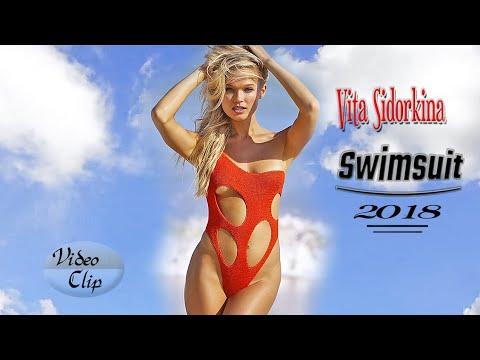 Vita Sidorkina Intimates Swimsuit 2018   Sports Illustrated Swimsuit HD
