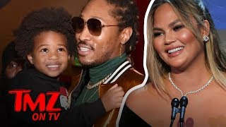 Chrissy Teigen's Kids Destroy Everything! | TMZ TV