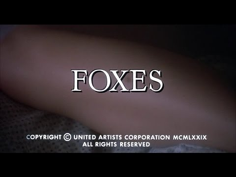 Eduardus Movie Analisys - Foxes (1980)