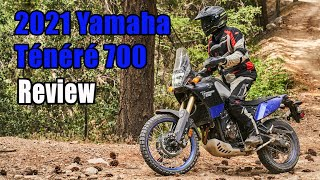 2021 Yamaha Tenere 700 Review - First Ride