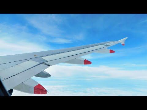 ✈ British Airways Airbus A320-232 G-GATP London Gatwick to Nice BA2622   FULL FLIGHT