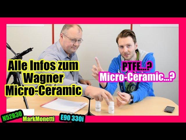 Wagner Micro Ceramic | Alles was du Wissen musst | MarkMonetti