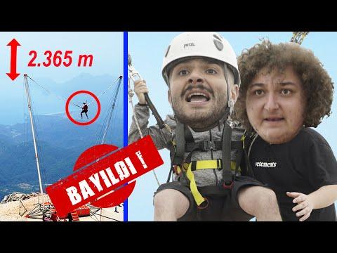 ALİ BİÇİM'İ UZAYA FIRLATTIK ! (BAYILDI) w/ Cihan Albayrak