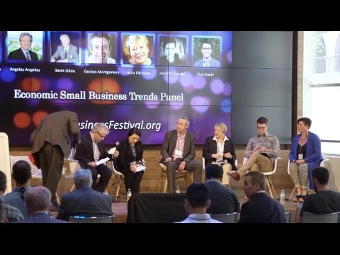 Small Business Festival - Economic Small Business Trends Panel Discussion 2016