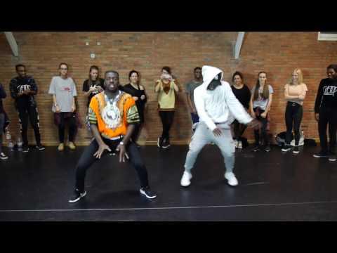 Blaakow x Reis Fernando || SectionPullUp ft Dj Mike One - Comme DAB