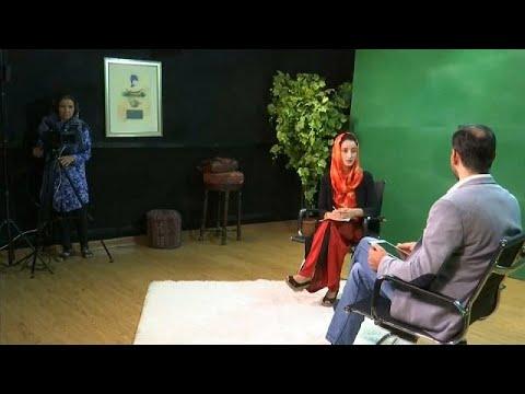 -زان تي في-، قناة تلفزيونية للنساء فقط في أفغانستان  - 18:21-2017 / 9 / 17
