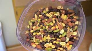 Healthy Trail Mix Recipe- Corriehegwood